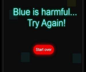 Avoid The Blue
