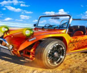 Beach Buggy Racing : Buggy Of Battle Game