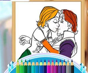 Beauty Queen Coloring Book