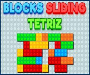 Blocks Sliding Tetriz
