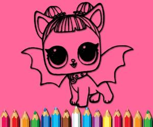 Bts Lol Coloring Book