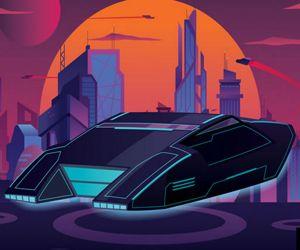Cars In The Future Hidden