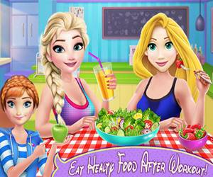 Cooking After Workout