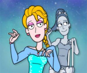 Crazy Professor Princess Maker