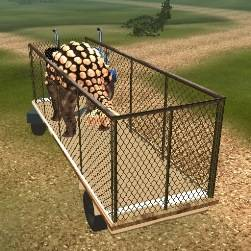 Dino Transport Simulator