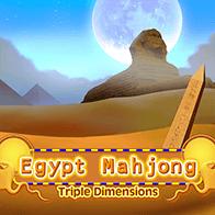 Egypt Mahjong - Triple Dimensions