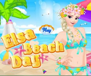 Elsa Beach Day