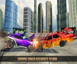 Extreme Car Battle Demolition Derby Car 2k20
