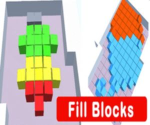 Fill Cubes : Trending Hyper Casual Game