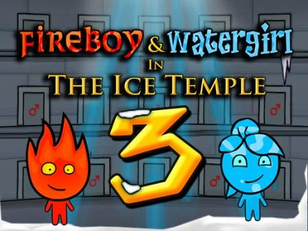 Fireboy And Watergirl Ice Temple