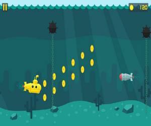 Flappy Submarine