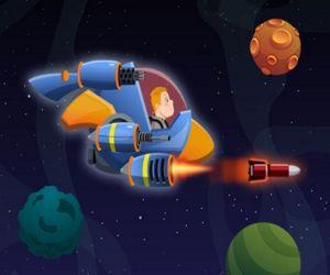 Galactic War Space Game