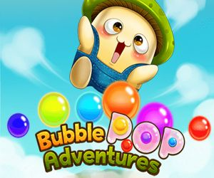 Game Bubble Pop Adventures