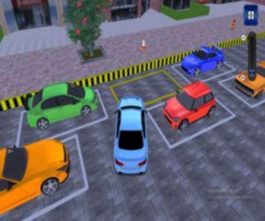 Garage Car Parking Simulator Game