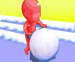 Giant Snowball Rush