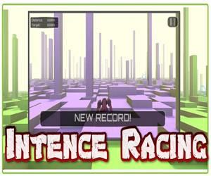 Jet Racer Infinite Flight Rider Space Racing