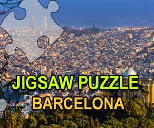 Jigsaw Puzzle Barcelona