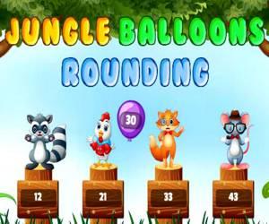 Jungle Balloons Rounding