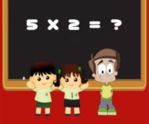 Kids Mathematics Game