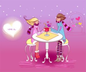 Love Is... Sweet Valentine Puzzle