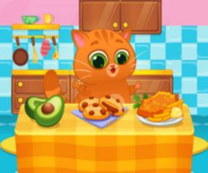 Lovely Virtual Cat