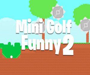 Mini Golf Funny 2