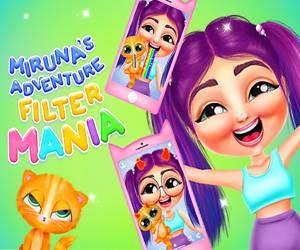 Miruna's Adventure: Filter Mania