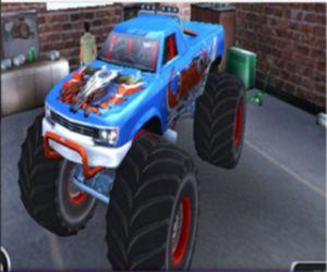Monster Truck Stunt Adventure
