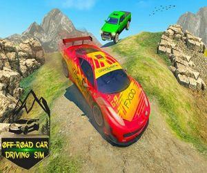 Offroad Car Driving Simulator Hill Adventure 2020