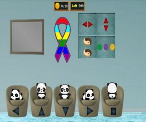 Panda Caretaker Escape