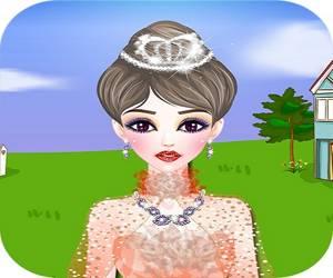 Pretty Princess Ball Dressup