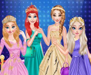Princess High Fashion Red Carpet Show