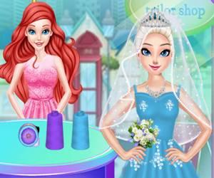 Princess Wedding Dress Shop