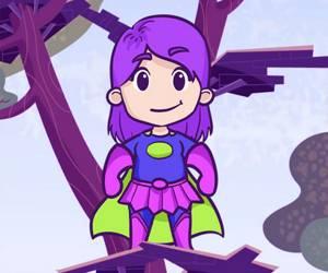 Purple Hero Jigsaw