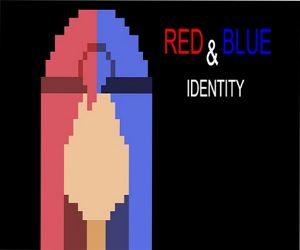 Red And Blue Identity