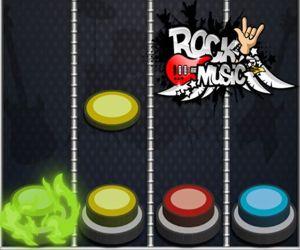 Rock Music Game