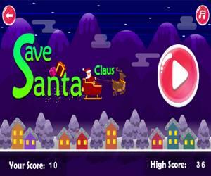 Save Santa Claus