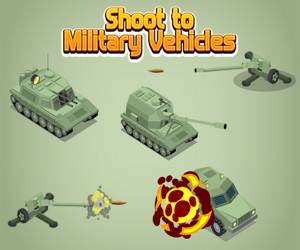 Shoot To Military Vehicles
