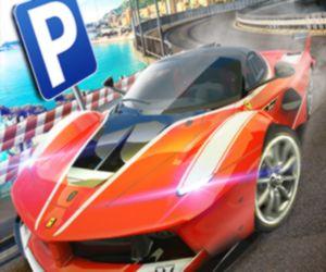 Sports Car Dock Parking