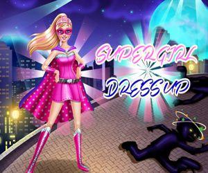Super Girl Dress Up