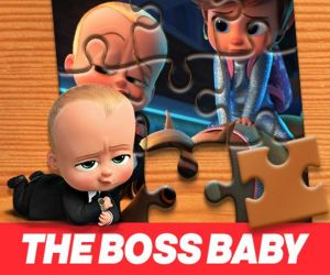The Boss Baby Jigsaw Puzzle