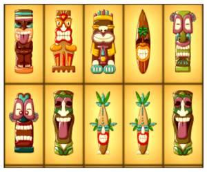 Tiki Mahjong