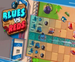 Tiny Blues Vs Mini Reds