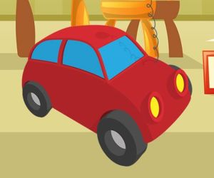 Toy Car Jigsaw