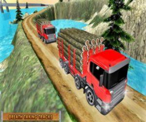 Truck Hill Drive Cargo Simulator Game