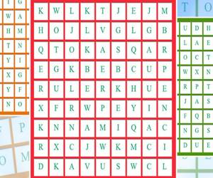Word Search Challenge